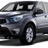 Покраска SSANGYONG ACTYON SPORTS