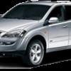 Кузовной ремонт и покраска SSANGYONG KYRON