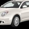 Кузовной ремонт и покраска ALFA ROMEO MITO