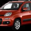 Кузовной ремонт и покраска FIAT PANDA