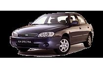 Кузовной ремонт и покраска KIA SPECTRA