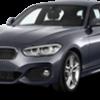 Покраска BMW 1-SERIES
