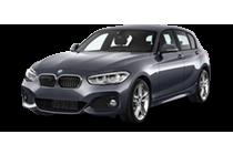 Кузовной ремонт и покраска BMW 1-SERIES