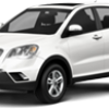 Покраска SSANGYONG ACTYON