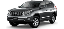 Покраска TOYOTA LAND CRUISER PRADO