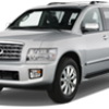 Кузовной ремонт и покраска INFINITI QX56