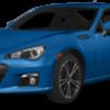 Кузовной ремонт и покраска SUBARU BRZ