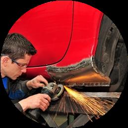 Замена и ремонт порогов автомобиля
