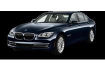 Кузовной ремонт и покраска BMW 7-SERIES
