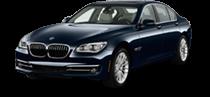 Покраска BMW 7-SERIES