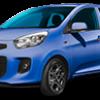 Кузовной ремонт и покраска KIA Picanto