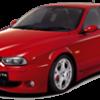 Кузовной ремонт и покраска ALFA ROMEO 156