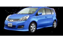 Кузовной ремонт и покраска NISSAN NOTE