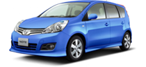 Покраска NISSAN NOTE