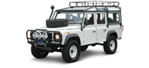 Покраска LAND ROVER DEFENDER